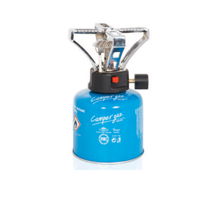STOVES WITH SAFETY VALVE CARTRIDGE